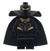 Black Panther From The Avengers - Custom Designed Minifigure